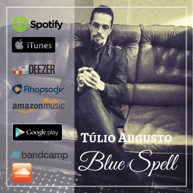 Copy of Blue Spell Cover - Spotify